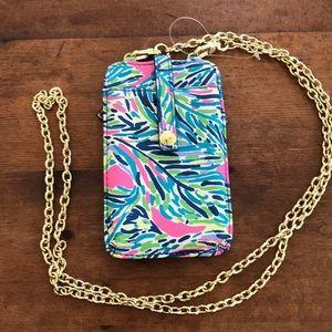 Lily Pulitzer Phone/purse Cross Body